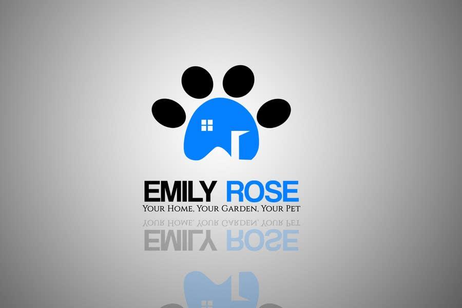 Penyertaan Peraduan #                                        66                                      untuk                                         Design a Logo for Emily Rose