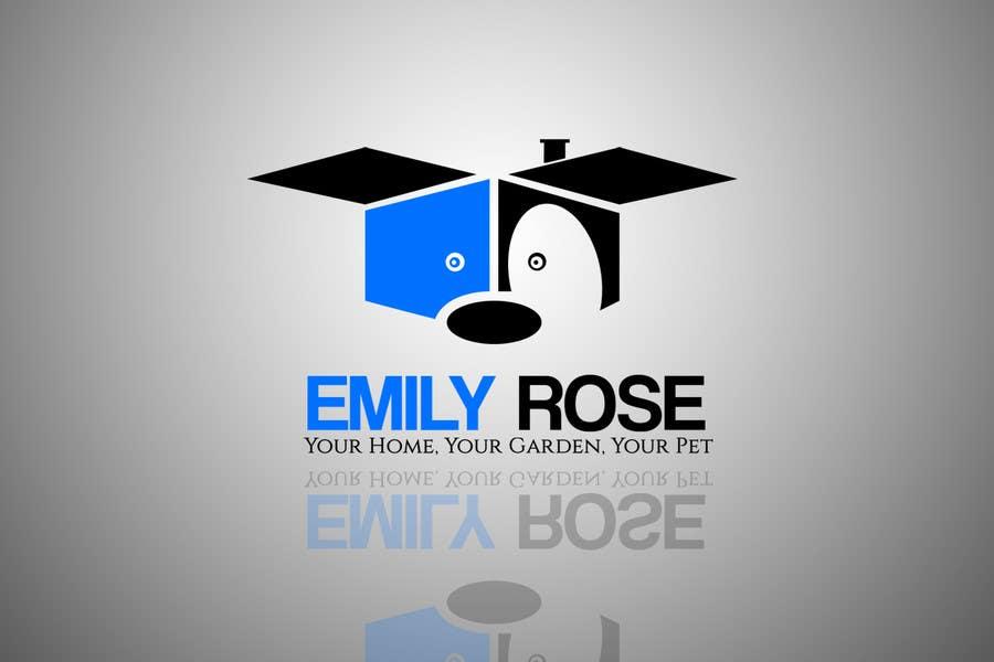 Participación en el concurso Nro.80 para Design a Logo for Emily Rose
