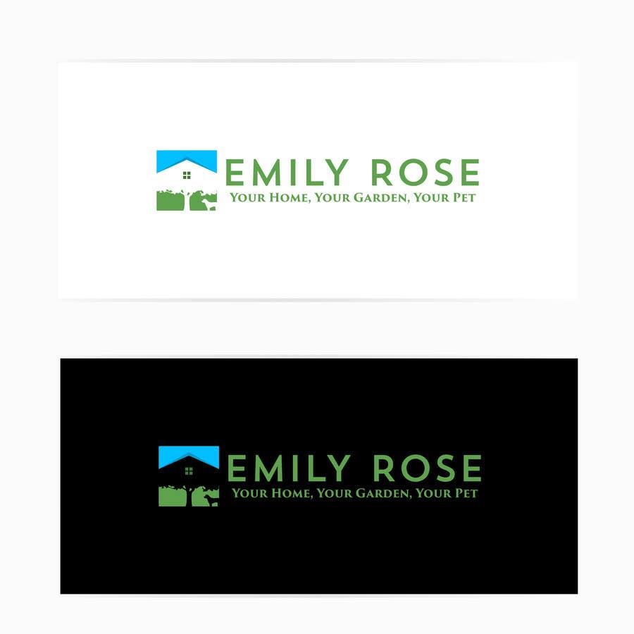 Penyertaan Peraduan #                                        24                                      untuk                                         Design a Logo for Emily Rose