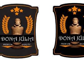 Nro 14 kilpailuun Logotipo for craft beer brand - DONA JÚLIA käyttäjältä MassinissaLab