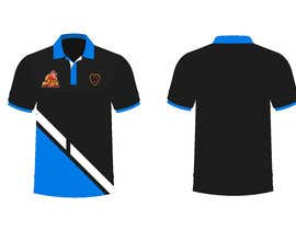 #28 untuk Daroque Polo shirt design oleh Nabil085