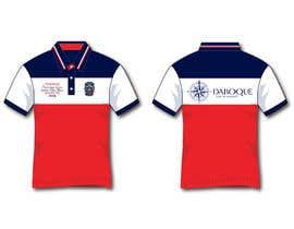 #91 untuk Daroque Polo shirt design oleh Nabil085