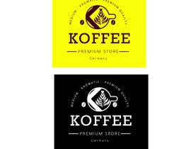 #110 for Create a Logo for a onlineshop (about Coffee) af MillimetreDsGn