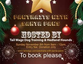 Nro 53 kilpailuun Brochure to advertise dog christmas event käyttäjältä arnikafalguny5