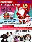 Graphic Design Kilpailutyö #6 kilpailuun Brochure to advertise dog christmas event