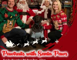 Nro 56 kilpailuun Brochure to advertise dog christmas event käyttäjältä Shahturk83