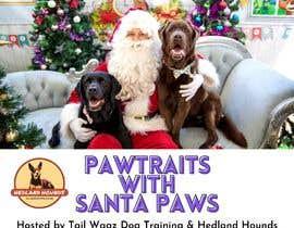 Nro 71 kilpailuun Brochure to advertise dog christmas event käyttäjältä khairunsofia97