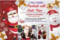 Graphic Design Kilpailutyö #72 kilpailuun Brochure to advertise dog christmas event