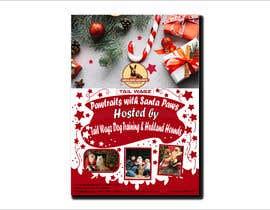 Nro 63 kilpailuun Brochure to advertise dog christmas event käyttäjältä dsgnrabdullah