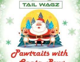 Nro 73 kilpailuun Brochure to advertise dog christmas event käyttäjältä sonupandit