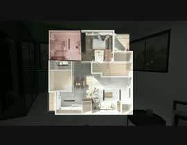 Nro 18 kilpailuun need to 3d design interior of my home käyttäjältä FatmanurB