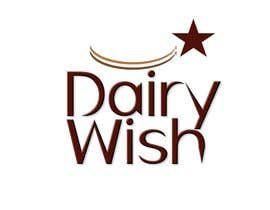 #258 para Logo Design for 'Dairy Wish' Chocolate brand por taavilep