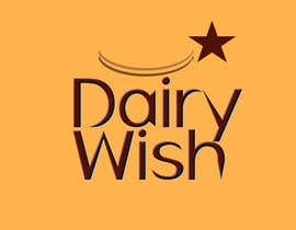 #259 para Logo Design for 'Dairy Wish' Chocolate brand por taavilep