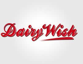 #68 para Logo Design for 'Dairy Wish' Chocolate brand por webomagus