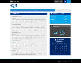 #3 for Design for SharePoint Online Intranet HomePage av surajitsaha24484