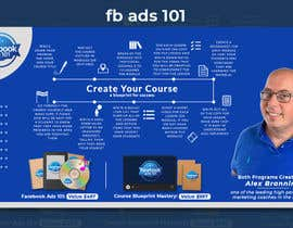 #31 untuk Website Banner for FB Ads 101 and Online Course Blueprint Course oleh mdfarhad9894