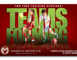 #162 for Facebook Youth Soccer Ad by hwxanxan