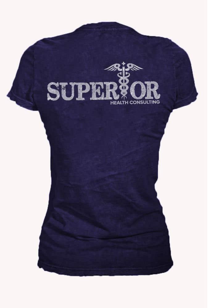 Конкурсная заявка №                                        140                                      для                                         Need a t-shirt designed for company