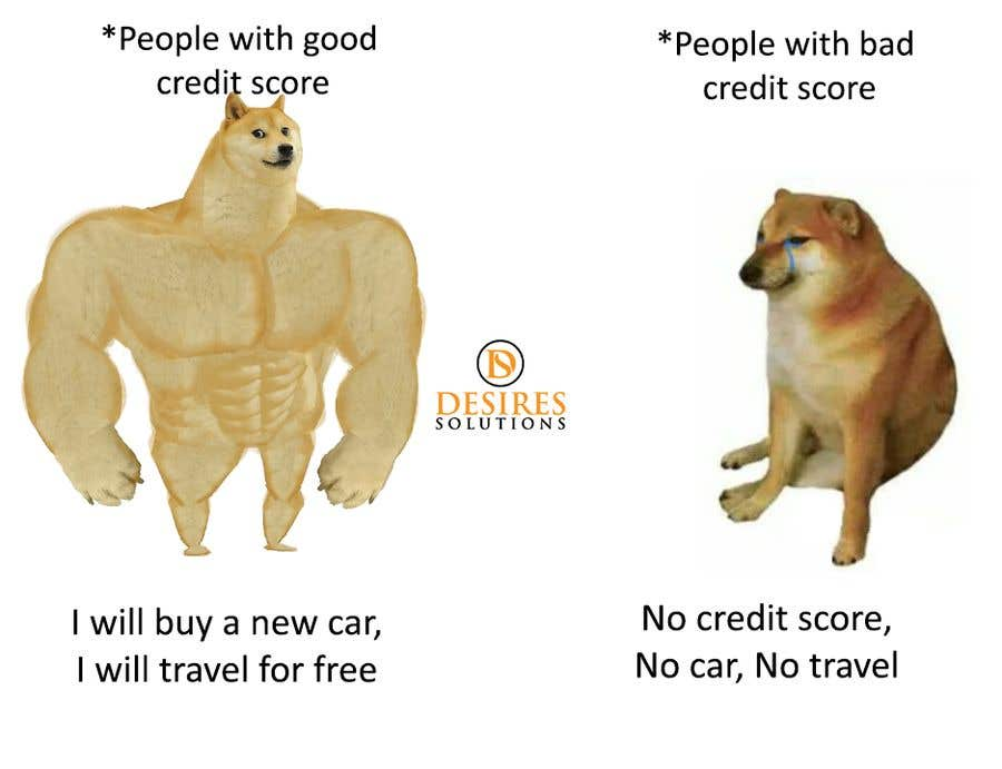 Конкурсная заявка №                                        42                                      для                                         I Need funny MEME's on credit