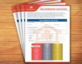 Nro 9 kilpailuun CQHS Registration Form käyttäjältä MrMARUF1