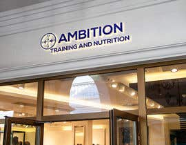 #585 for Ambition Training and Nutrition by Tamannadesign