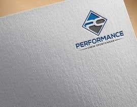 Nro 644 kilpailuun Sportswear Logos - Performance Crew Sportswear käyttäjältä mohinuddin7472