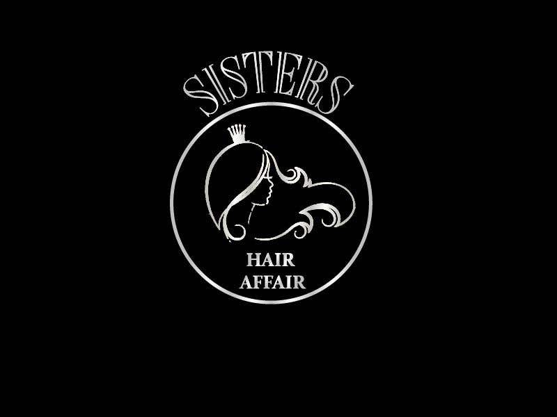 Contest Entry #                                        22                                      for                                         Logo design for my hair salon