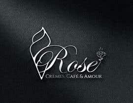 #2135 untuk ice cream café logo design oleh amitauhid