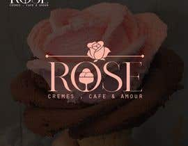 #594 untuk ice cream café logo design oleh ahnafpalash28