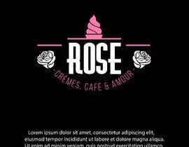 #2572 untuk ice cream café logo design oleh serviceskba