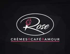 #2541 untuk ice cream café logo design oleh hafizlife