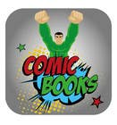 Graphic Design Konkurrenceindlæg #8 for Icon or Button Design for iOS comic book icon