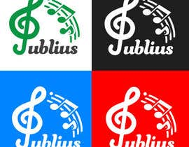 #13 untuk Design a Logo for Publius Music Production oleh zjakenz