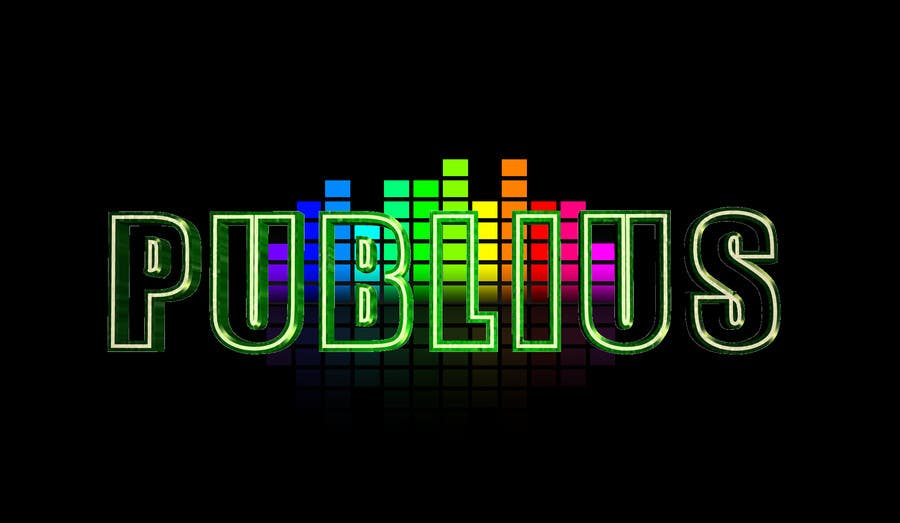 Contest Entry #                                        18                                      for                                         Design a Logo for Publius Music Production
