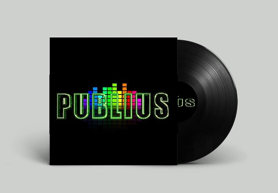Contest Entry #                                        49                                      for                                         Design a Logo for Publius Music Production
