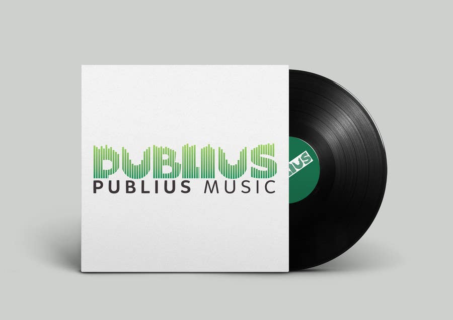 Contest Entry #                                        42                                      for                                         Design a Logo for Publius Music Production