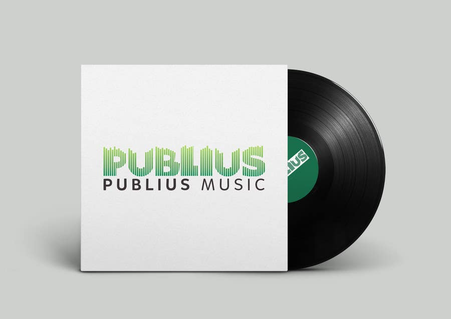 Contest Entry #                                        44                                      for                                         Design a Logo for Publius Music Production