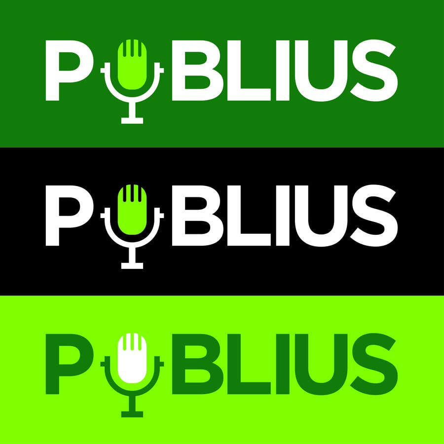 Contest Entry #                                        21                                      for                                         Design a Logo for Publius Music Production