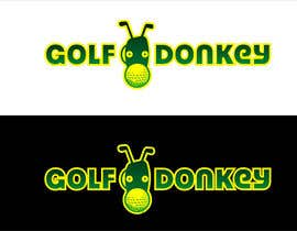 #55 para Design a Logo for Golf Donkey de sdmoovarss
