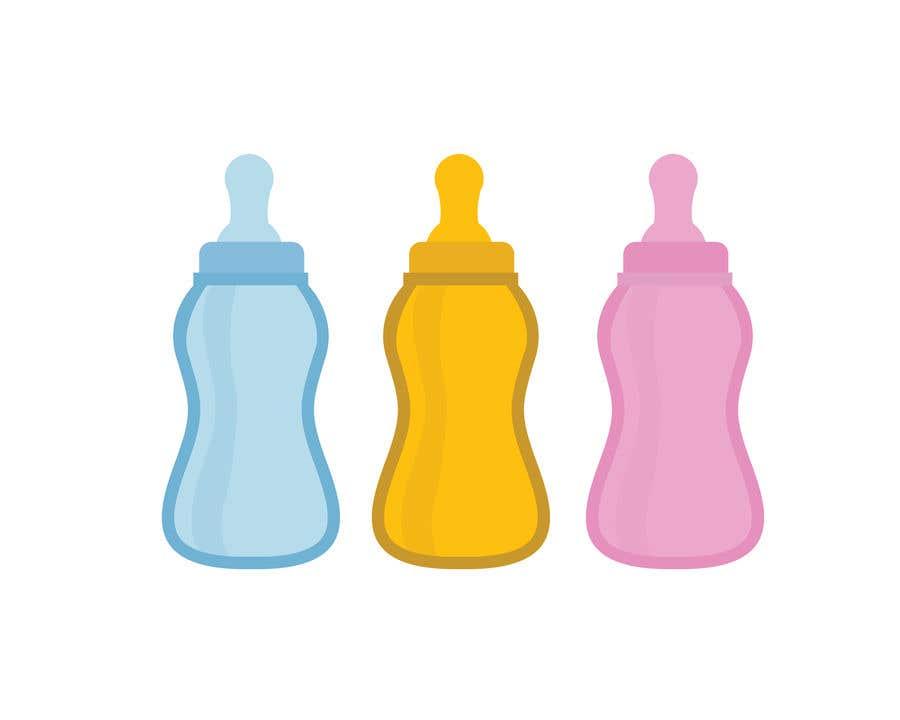 Kilpailutyö #                                        58                                      kilpailussa                                         Original Clipart Design, Baby Clipart