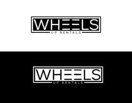 #105 for Wheels Up Rentals (Logo) by baproartist