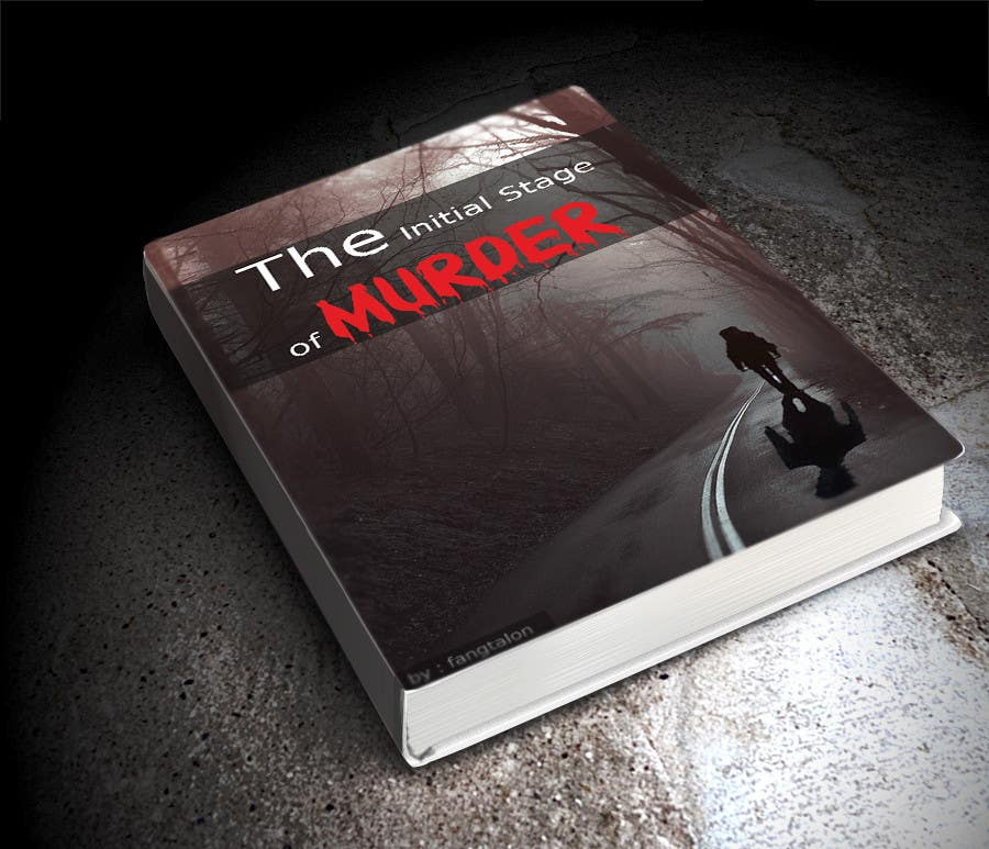 Contest Entry #                                        2                                      for                                         ebook cover design for mystery/suspense novel