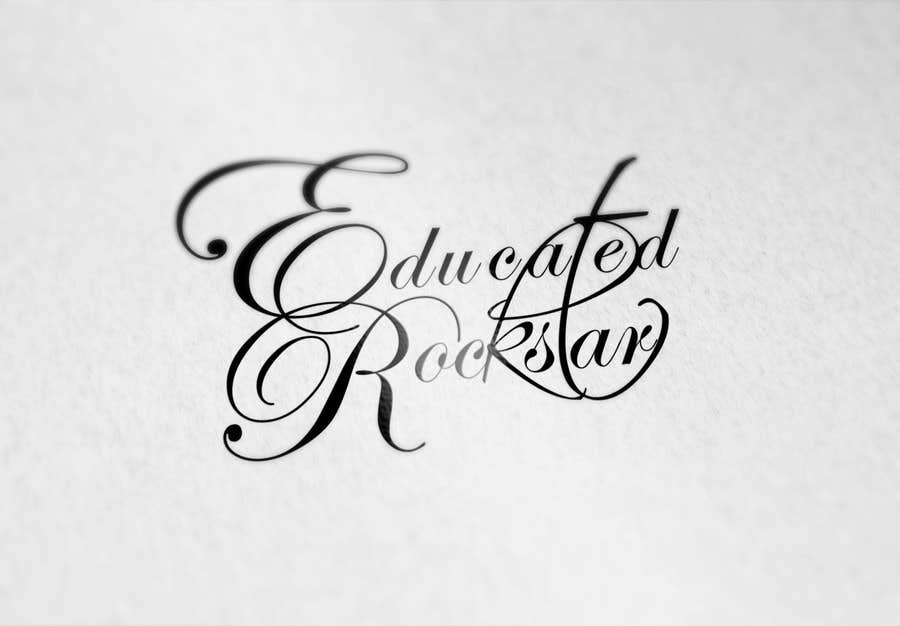 Konkurrenceindlæg #                                        28                                      for                                         Design a Logo, typography style
