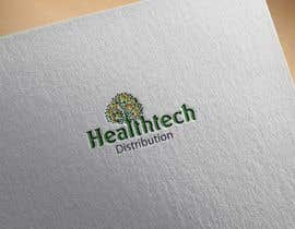 #348 for Healthtech Distribution Logo Creation by suman60