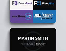 #201 for Design Business Card (Group Companies) af techatiq378