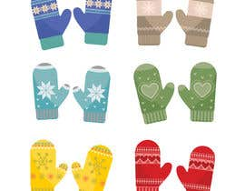 #39 for Original Clipart Design, Christmas Star, Angel, Mittens af sdesignworld