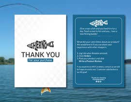 #54 untuk Help design my thank you card for Amazon oleh apuahammed96