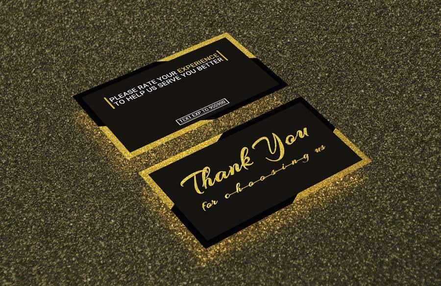 Penyertaan Peraduan #                                        41                                      untuk                                         Help design my thank you card for Amazon