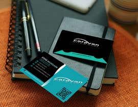 #583 for BUSINESS CARD DESIGN af rahimakh1997
