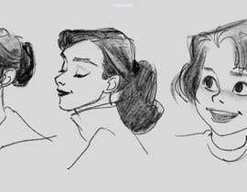 #10 for Illustrator needed for children's book on Audrey Hepburn af canadraws